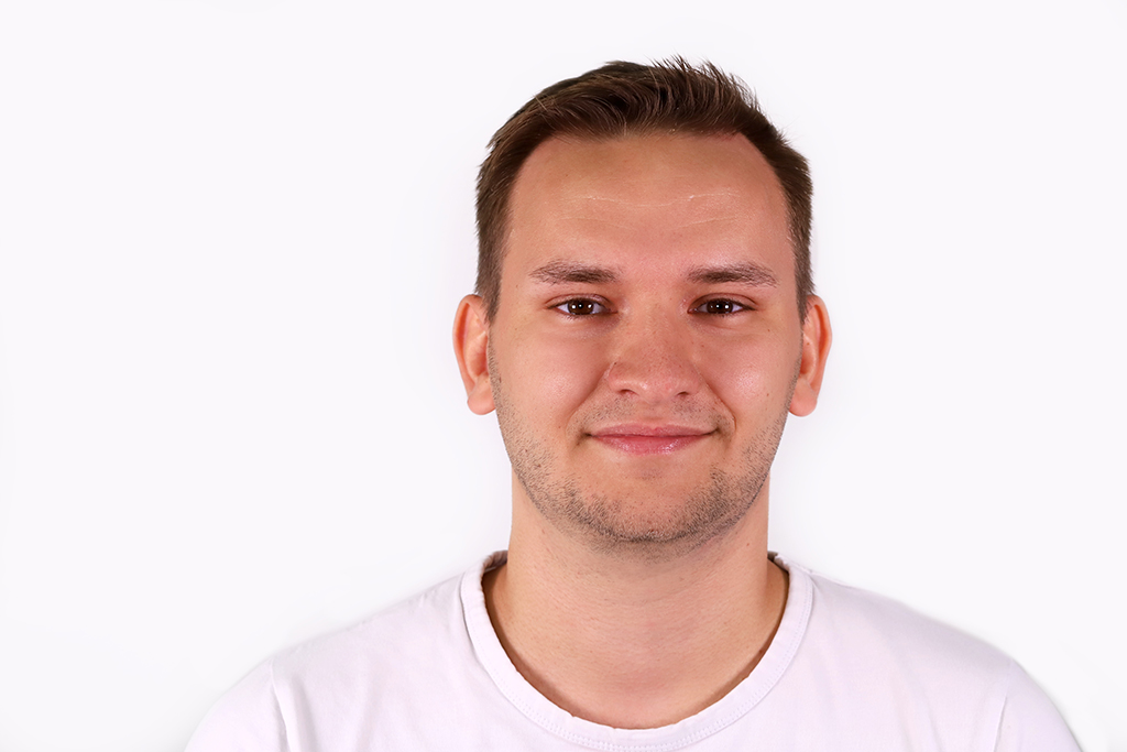 Tomáš Mrázek výživový poradce Vital Institutu