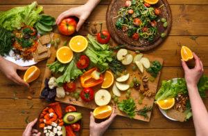 Výživový specialista, stravování vital