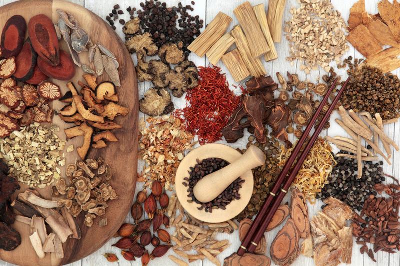 Byliny tradiční čínské medicíny pro posílení zdraví